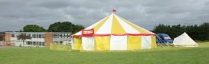 circus at school