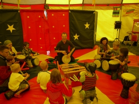 guest drumming workshops