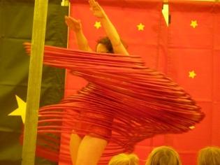 Angie Mac's hula hoop slinky