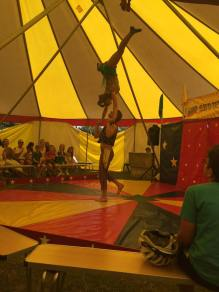 acro ballance skills amaze